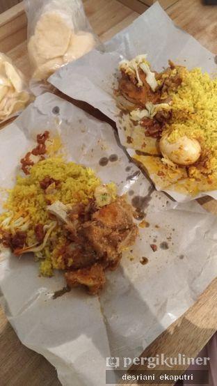 Foto review Nasi Kuning Pungkur oleh Desriani Ekaputri (@rian_ry) 5