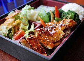 5 Varian Lauk yang Paling Sering Muncul dalam Bento