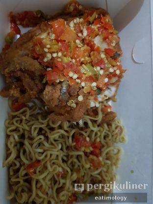 Foto - Makanan di Geprek Bensu oleh EATIMOLOGY Rafika & Alfin
