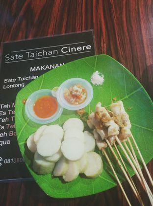 Foto 1 - Makanan di Sate Taichan Cinere oleh Rachmat Kartono