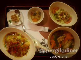 Foto 4 - Makanan(Today Special Set) di Sakana MidPlaza oleh JC Wen
