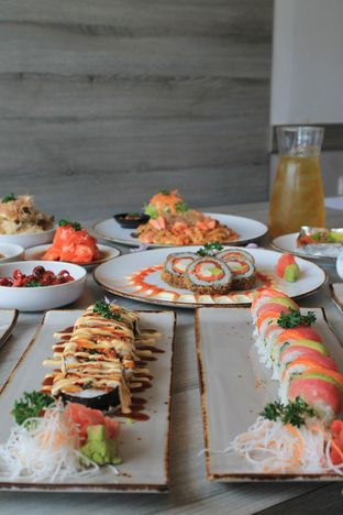 Foto 1 - Makanan di Sushi Itoph oleh Prido ZH