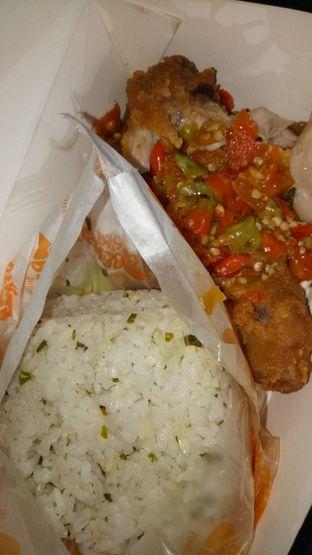 Foto - Makanan di Geprek Bensu oleh Narulita Aenna