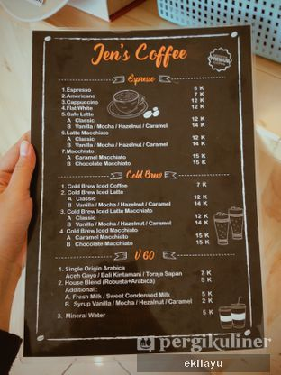 Foto review Jen's Coffee & Roastery oleh Eki Ayu || @eatmirer 4