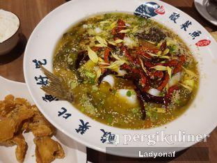 Foto review Suji-Suan Cai Yu oleh Ladyonaf @placetogoandeat 5