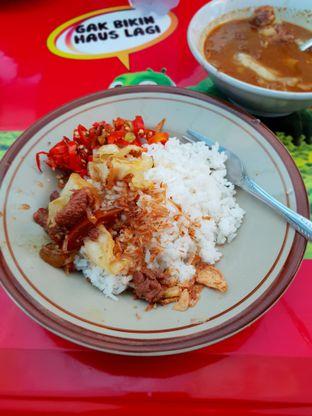 Foto 1 - Makanan(Tongseng) di Tongseng Sate Kambing Pak Agus oleh Adhy Musaad