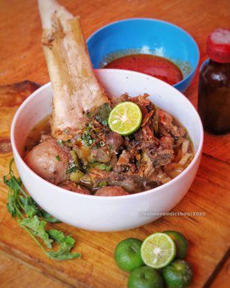 Foto Makanan di Mie Kocok Ny Puji