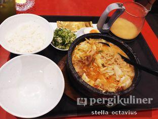 Foto 1 - Makanan(Chicken Kazan Soyu Regular ) di Kazan Ramen oleh Stella @stellaoctavius