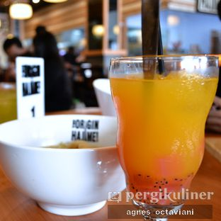 Foto 5 - Makanan(Orange Jelly) di Hajime Ramen oleh Agnes Octaviani