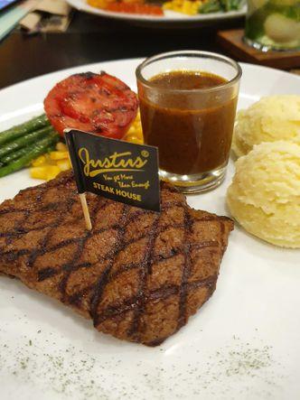 Foto Makanan di Justus Steakhouse