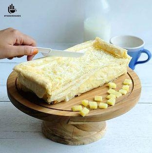 Foto 1 - Makanan(Crown Cake Cheese from @yoichizfood) di Yoichiz Food oleh Foodinhands Community IG  : @foodinhands