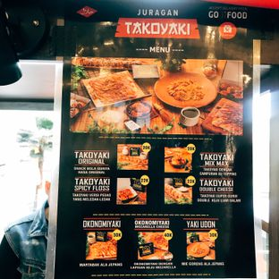 Foto 5 - Menu di Juragan Takoyaki oleh Della Ayu