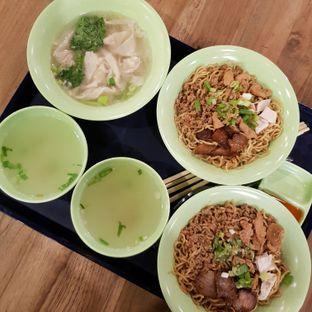 Foto 1 - Makanan di Bakmi Terang Bulan (Sin Chiaw Lok) oleh Alexander Michael