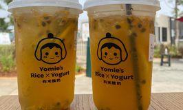 Yomie's Rice X Yogurt