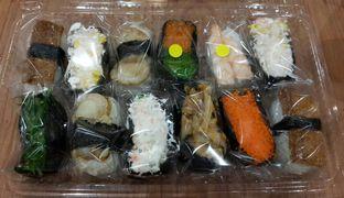 Foto review Sushi & Sashimi oleh Andrika Nadia 1
