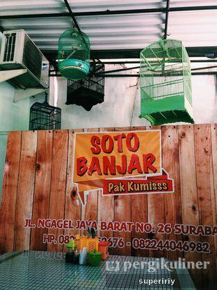 Foto 2 - Interior di Soto Banjar Pak Kumisss oleh @supeririy