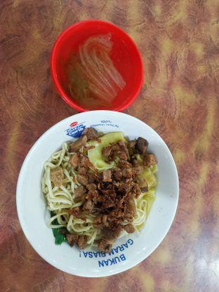 Foto - Makanan(Pangsit Mie Vegetarian ) di Rosella oleh Angela Debrina