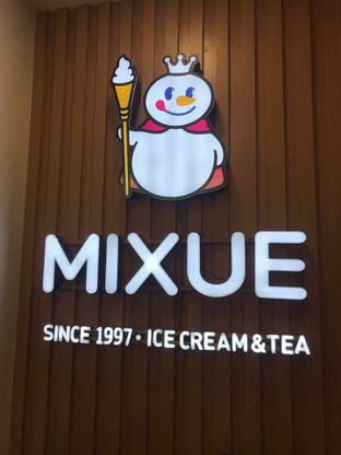 Foto review Mixue oleh Fitriah Laela 3