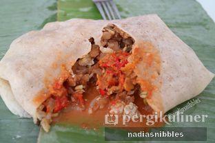 Foto - Makanan(Lumpia Basah Dengan Sambel) di Lumpia Basah Ria oleh Nadia Felita Sari