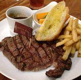 Foto Ribeye Steak di B'Steak Grill & Pancake