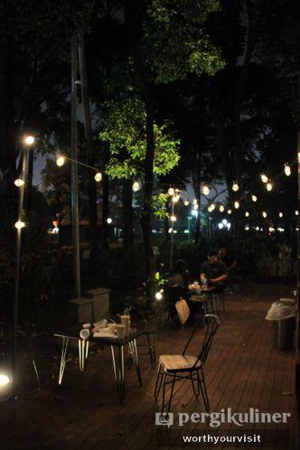 Foto Eksterior di Arborea Cafe