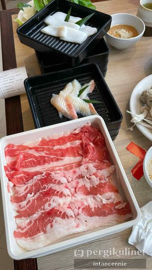 Foto 15 - Makanan di On-Yasai Shabu Shabu oleh bataLKurus