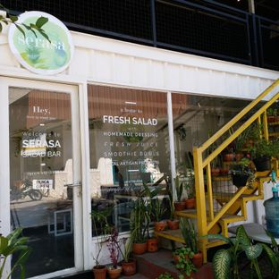 Foto 8 - Interior di Serasa Salad Bar oleh Kuliner Limited Edition
