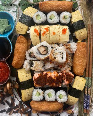 Foto 9 - Makanan di Genki Sushi oleh Levina JV (IG : @levina_eat & @levinajv)