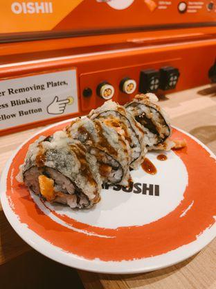 Foto 2 - Makanan di Genki Sushi oleh Ajeng Bungah Reskina