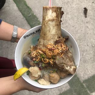 Foto 2 - Makanan di Bakso Kemon oleh Levina JV (IG : @levina_eat & @levinajv)