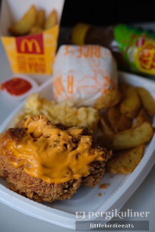 Foto review McDonald's oleh EATBITESNAP // Tiffany Putri 10