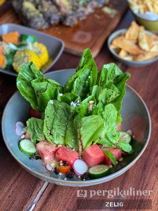 Foto 7 - Makanan(Chilled Watermelon Salad) di Cutt & Grill oleh @teddyzelig