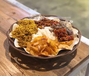 Foto 2 - Makanan di Master Nasi Pedas Bali oleh Riani Rin