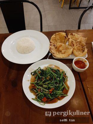 Foto 1 - Makanan di Kangkung Bakar oleh Selfi Tan