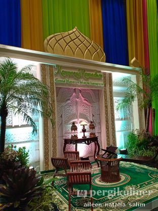 Foto 1 - Interior di Catappa Restaurant - Hotel Grand Mercure Kemayoran oleh @NonikJajan
