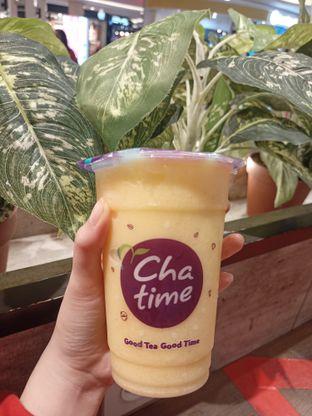Foto review Chatime oleh Marshella | IG : celsherin & marshella_w 1