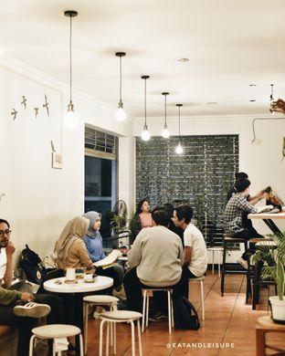 Foto 5 - Interior di Brewang Coffee oleh Eat and Leisure