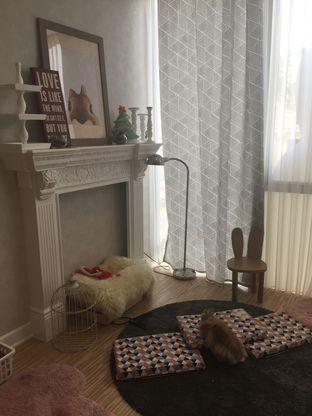 Foto 3 - Interior di MyBunBun Rabbit Cafe oleh Theodora