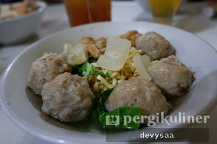 Foto 1 - Makanan di Bakso Titoti oleh Devy (slimy belly)