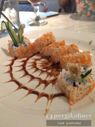 Foto - Makanan(Spider Roll Sushi) di Giggle Box oleh Rizki Yantami Arumsari