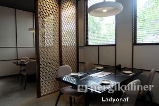 Foto 10 - Interior di Yawara Private Dining oleh Ladyonaf @placetogoandeat