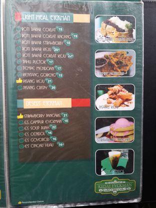 Foto review Kedai Eyckman oleh NOTIFOODCATION Notice, Food, & Location 7
