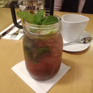 Foto 2 - Makanan(raspberry mojito) di Kitchenette oleh Fensi Safan