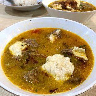 Foto 2 - Makanan di Soto Mie Sawah Lio oleh @Perutmelars Andri
