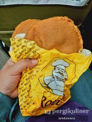 Foto review Roti 'O oleh Vera Arida 1