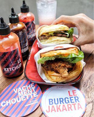 Foto - Makanan di Le Burger oleh Stellachubby