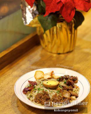 Foto 2 - Makanan di Mie Onlok Palembang oleh kobangnyemil .