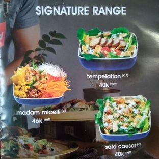 Foto 6 - Menu di Sald oleh Kuliner Addict Bandung