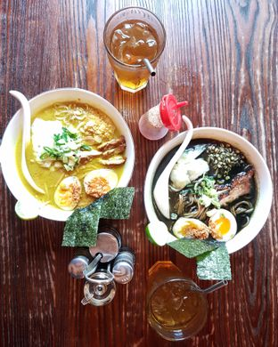 Foto 1 - Makanan di Yoisho Ramen oleh Gembuli Tan