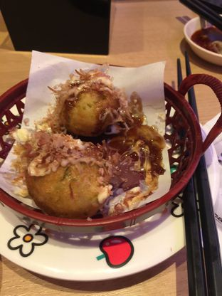 Foto 4 - Makanan di Genki Sushi oleh catharina candra